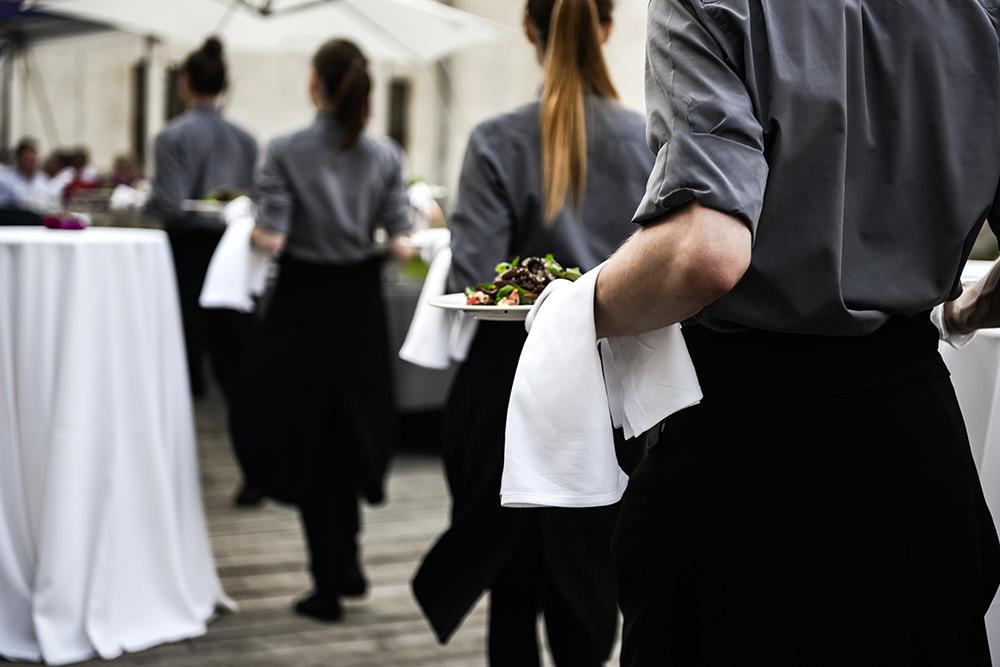 Leihpersonal Gastronomie Service Kräfte - Eventschmiede GmbH