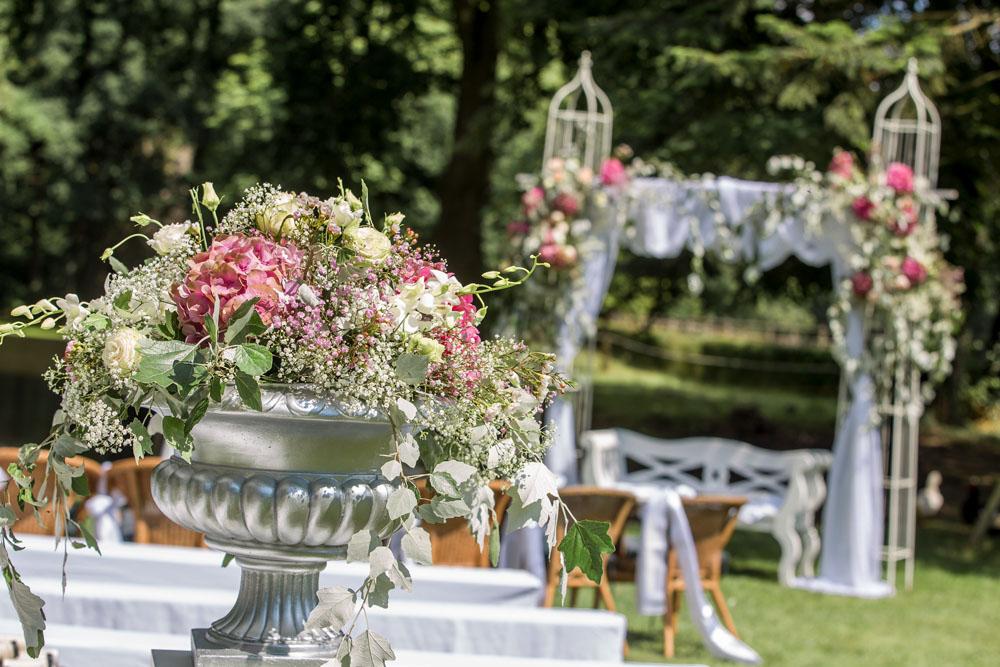 Hochzeitsplanung - Bild einer freien Trauung in Osnabrück
